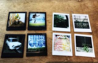チェキで撮影した代官山の写真の写真の写真・画像素材[1206579]