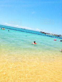 沖縄の海の写真・画像素材[1209175]