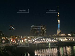 隅田川花火大会の写真・画像素材[1251144]