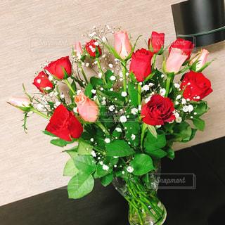 バラの花束♡の写真・画像素材[1101973]