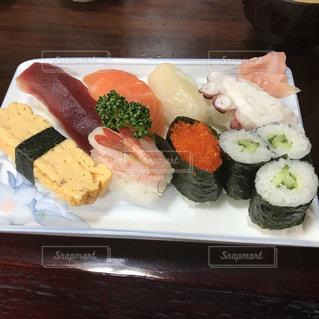 寿司ランチの写真・画像素材[1103644]