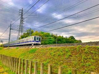 東武アーバンパークラインの下り。の写真・画像素材[1130218]