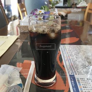 アイスコーヒーの写真・画像素材[1151181]