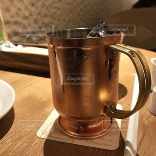 アイスコーヒーの写真・画像素材[1154692]