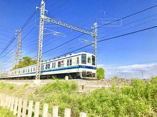 東武アーバンパークラインの列車の写真・画像素材[1162660]