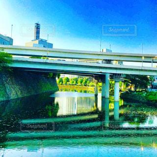 竹橋からの風景の写真・画像素材[1183941]