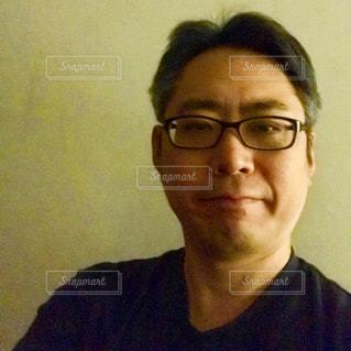 眼鏡の男 - No.1204098