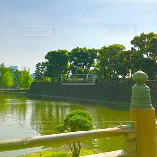 和田倉噴水公園の写真・画像素材[1206323]
