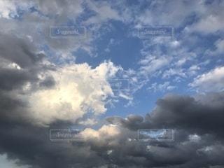 空と雲の写真・画像素材[1216381]