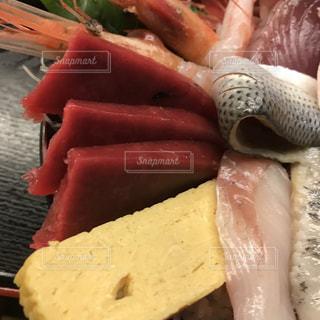 海鮮丼の写真・画像素材[1236746]