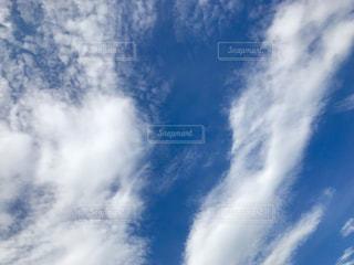 夏の空の写真・画像素材[1270473]