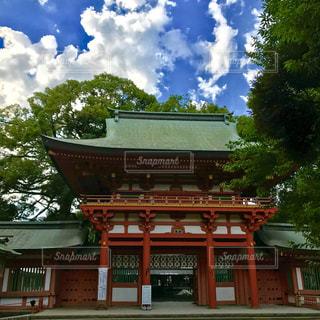 武蔵一宮氷川神社の写真・画像素材[1322536]