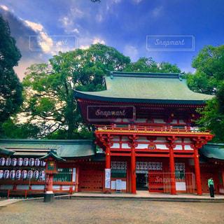 武蔵一宮氷川神社の写真・画像素材[1328587]