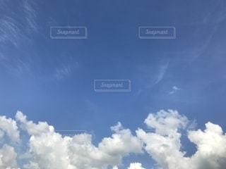 白雲の写真・画像素材[1343668]
