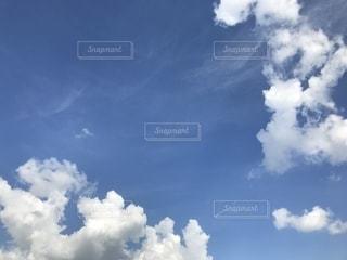 白雲の写真・画像素材[1343669]