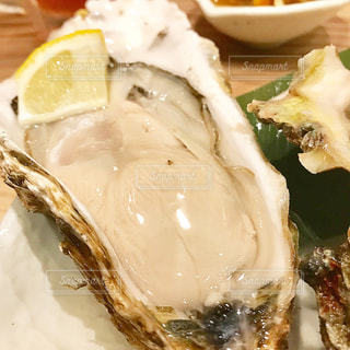 真牡蠣の写真・画像素材[1365895]