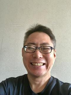 笑顔の男の写真・画像素材[1644245]