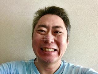 笑顔のおじさん。の写真・画像素材[1763275]