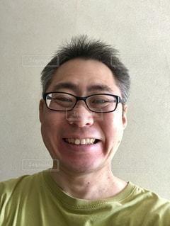 笑顔。の写真・画像素材[1848007]