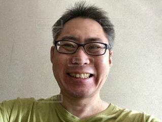 笑顔。の写真・画像素材[1848009]