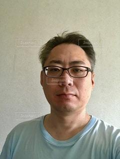 メガネの男。の写真・画像素材[2488447]
