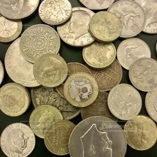 外国通貨の写真・画像素材[2667511]
