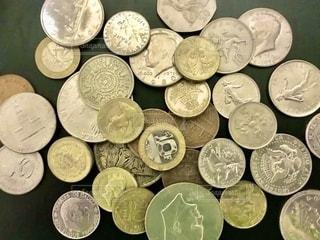 外国通貨の写真・画像素材[2667512]