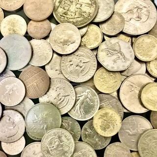 外国通貨。の写真・画像素材[2672066]