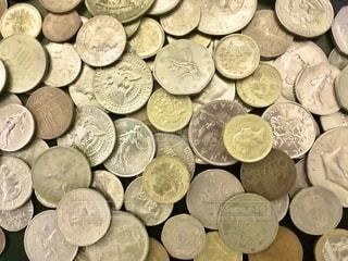 外国通貨の写真・画像素材[2672070]