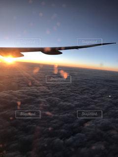 雲の上の世界の写真・画像素材[1102864]