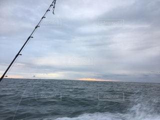 船釣り写真の写真・画像素材[1103641]