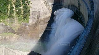 黒部ダムの写真・画像素材[1104050]