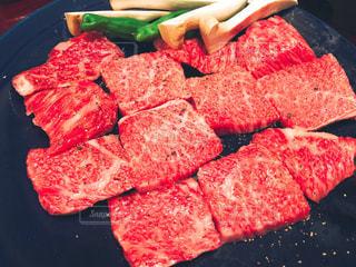 A5ランクの肉の写真・画像素材[3293101]