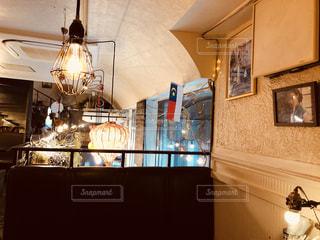 レトロな雰囲気の洋館の写真・画像素材[1111342]