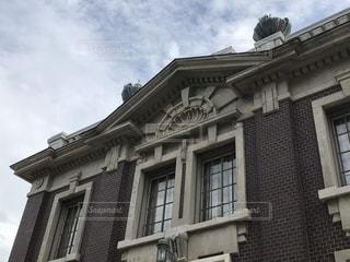 旧森田銀行の写真・画像素材[1321632]