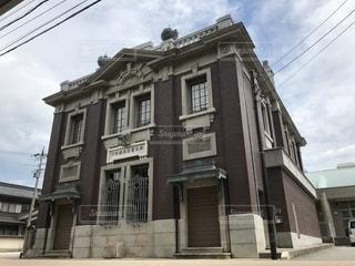 旧森田銀行の写真・画像素材[1321634]