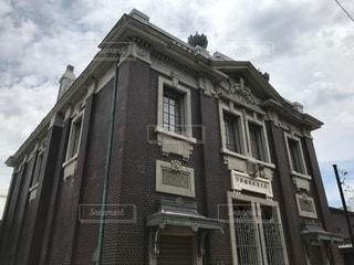 旧森田銀行の写真・画像素材[1321636]