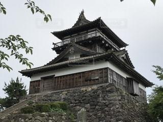 丸岡城の写真・画像素材[1322750]