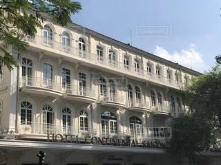 ホテル コンチネンタル サイゴンの写真・画像素材[1323444]