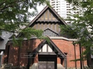 明治学院大学 礼拝堂の写真・画像素材[1323519]