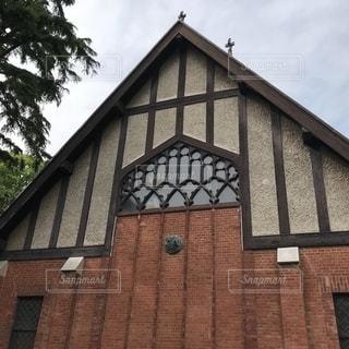 明治学院大学 礼拝堂の写真・画像素材[1326965]