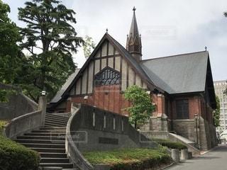明治学院大学 礼拝堂の写真・画像素材[1326974]
