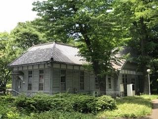 学習院大学 旧図書館の写真・画像素材[1326999]