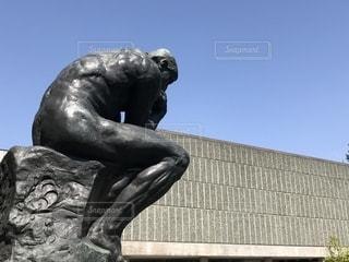 国立西洋美術館の写真・画像素材[1329255]
