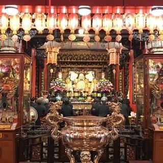 松山慈祐宮の写真・画像素材[1335202]