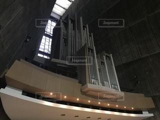 東京カテドラル関口教会 パイプオルガンの写真・画像素材[1353053]
