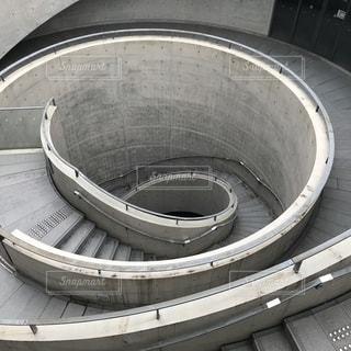 兵庫県立美術館 安藤忠雄建築の写真・画像素材[1365633]