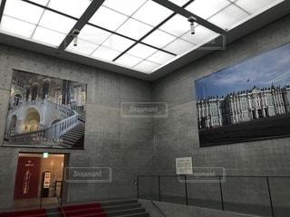 兵庫県立美術館 館内の写真・画像素材[1366912]