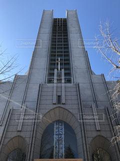 青山学院大学 教会の写真・画像素材[1372110]