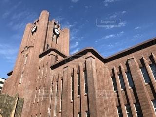 東京大学 安田講堂の写真・画像素材[1375583]